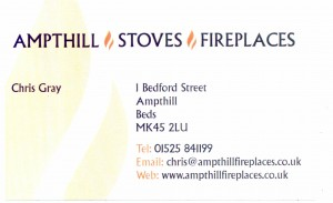 Ampthill Fireplaces